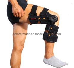 高品質のステンレス鋼Othepedicは訂正の膝サポートに蝶番を付けた