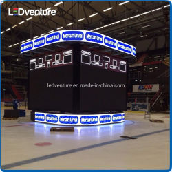 P10 Shenzhen Indoor Stadium de basket-ball Affichage LED de périmètre