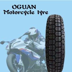 8 pulgadas de OEM nuevo 6pr el sesgo de Nylon el neumático de caucho natural Patrón mixto barato motocicleta Scooter neumático de vacío (3.50-8)
