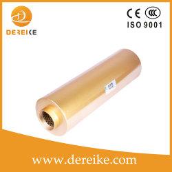 Dereike Tubo de entrada do silencioso Dm-20 para o canal do lado do ventilador do anel inferior de som