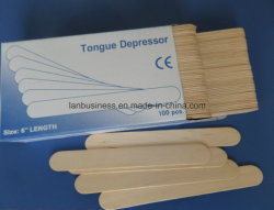 LY-hölzerner Zunge-Senker mit Kasten-Verpackung