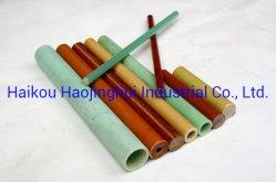 ガラス繊維の巻上げの/Moulded電気エポキシの/Lamiantedの管