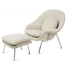 Mobiliario de casa Sala de estar confortable útero presidente