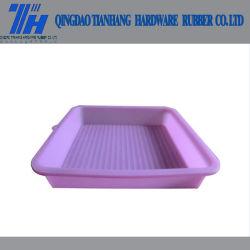 Il cassetto di ghiaccio di gomma su ordinazione del silicone cuoce gli articoli