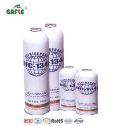 Gas di raffreddamento R134A per il raffreddamento del condizionatore d'aria dell'automobile