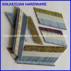 Bom / anel o pernil 34 grau Steel Framing Nail China Fornecedor