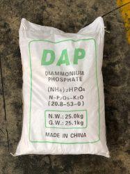 L'Eau softner DAP ammonium Phosphate dibasique de 98 % de l'engrais Fabricant : Fournisseur No CAS 7783-28-0