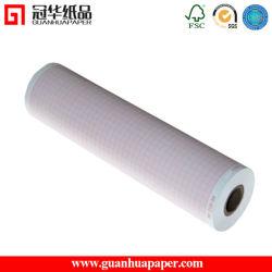 210mm y 216mm de ancho de rollo de papel médico ECG