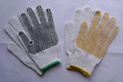 Gestrickte Handschuhe der hochwertigen Soem-Damen