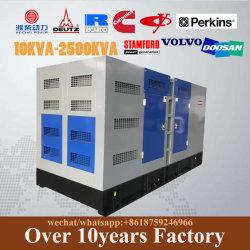 Ricardo/Weichai/Volvo Electric 10kVA-2500kVA Groupe électrogène
