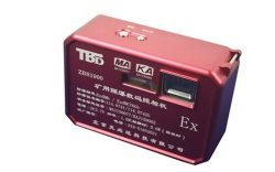 Câmera digital à prova de explosão Zbs1900