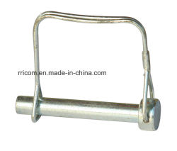 Clips à ressort en acier galvanisé et des broches pour les cadres d'Échafaudage Accessoires