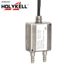 2MPa de lage Sensor van de Druk van het Water van het Roestvrij staal van de Waaier Piezoresistive Lucht Aangepaste Differentiële