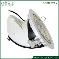 Светодиодный светильник на стену 50W регулируемый встраиваемый светодиодный затенения