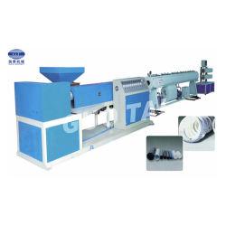 ROHR-Herstellungs-Extruder-Maschine PET-Belüftung-PPR Plastik