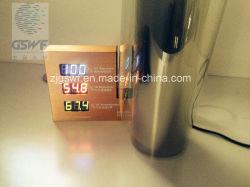 100% UV의 금빛 무결정 탄두 전면 유리 필름 컷(GWS203)