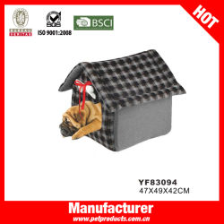 Inclusione del prodotto dell'animale domestico, Camera di cane lanuginosa delicatamente calda (YF83094)