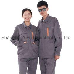 Directo a la seguridad de la fábrica de ropa de trabajo Ropa de trabajo Ropa de trabajo uniforme Camiseta TC