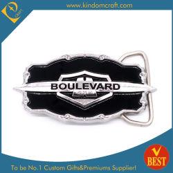 Custom Design de mode Boucle de ceinture en alliage de zinc métal décoration