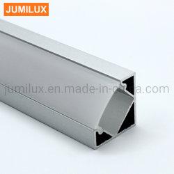 La calidad de la esquina 1818 Perfil de aluminio LED TIRA DE LEDS para el proveedor de China