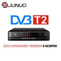 FTA Youtube Set Top Box Full HD digitais DVB-T2 caixa descodificadora