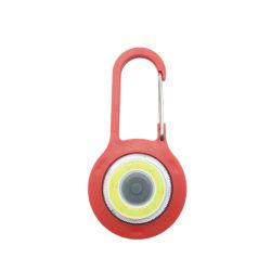 Светодиодный индикатор мигает индикатор початков цепочки ключей с держателя карабина
