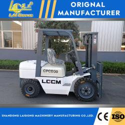CE 3,5t Diesel Automatische hydraulische Diesel Gabelstapler, japanische & chinesische Motor