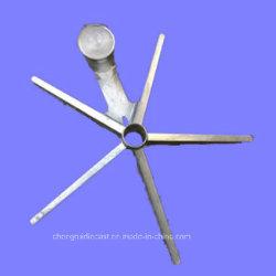 Het aangepaste Afgietsel van de Matrijs van de Precisie van de Legering van het Aluminium voor de Basis van de Stoel