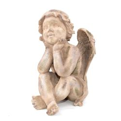 Polyresin Craft Angel pour la Maison et Jardin de sculptures