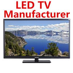 """工場OEM/ODM LED TV! 32 """" /42台の"""" /48台の"""" /50台の"""" /55台の"""" /58台の"""" /60台の"""" /65台の""""インチLED TV極度の細いLED TVスマートなLED TV"""