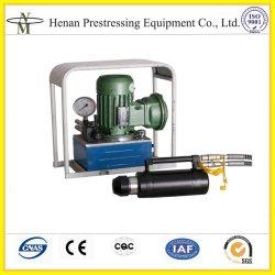 La tension électrique de la machine pour tendeur de câble d'ancrage