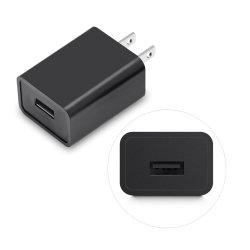 Ons stoppen de Mobiele Adapter de V.S. van de Lader van de Reis USB van Smartphones van de Kubus van de Haven van de Telefoon 1A Enige voor iPhone, Één Lader van de Muur USB