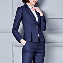 2016 Dernier Tailor Made Mesdames manteau formelle Pant Suits