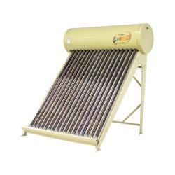 Le tube à vide intégré l'eau chaude solaire