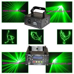 30mw Laser Vert avec la carte SD