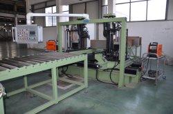 Distribuzione trasformatore produzione linea di produzione cucitura laterale formatura serbatoio alette corrugate E saldatrice automatica