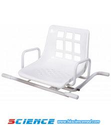 Stalen/roestvrijstalen douchestoel badstoel