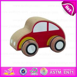 Kidscute, Children, Novelty Cartoon Wooden Mini Car Toy W04A117를 위한 Mini Car Collection Toy를 위한 2015 최고 New Wooden Mini Toy Car