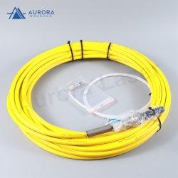 Laser Aurora de la Chine a fait Câble à fibre optique de haute qualité Câble à fibre Laser personnalisée