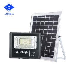 Melhor qualidade de Rua Solar Garden Holofote LED de exterior 25W 40W 60W 100W 120W 200W reflector nova iluminação Rural