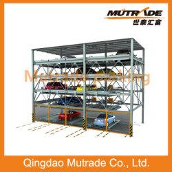 معدات إيقاف السيارات عالية الجودة الأوتوماتيكية عالية الجودة ذات الأحجية المزدوجة