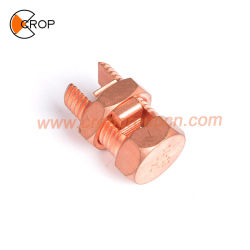 Energia elétrica Hardware conexões B/C Grupo cobre o parafuso do Conector