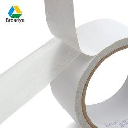 Растворитель на основе двусторонней липкой ткани клейкой ленты (DTS10G-10)