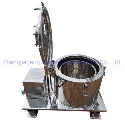 De Extractie van de Olie van Cbd centrifugeert Machine