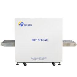 Equipaje de rayos X detector de metales escáner sistemas de seguridad para el transporte