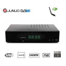 مستقبل تلفزيون رقمي DVB-G4 MPEG4 HD DVB T2