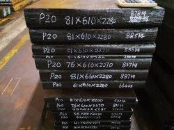 Piastra in acciaio per stampi in plastica preindurita standard P20 1.2311