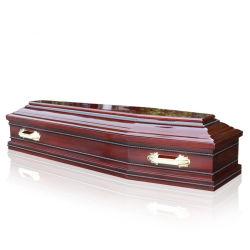 Js-E044 fabricante chinês Funeral Preço caixão