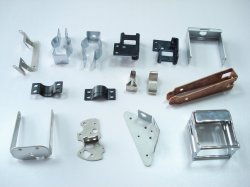 Aluminium/Edelstahl/Blech, das Teile /Press Bearbeitung-/Auto-Teile stempelt