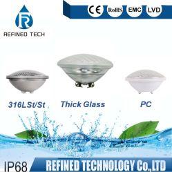 IP68 LED RGBW 12v Pool de gros de la lumière de la télécommande PAR56 Lampe de remplacement